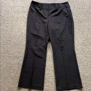 Black, Covington Essentials, Women's Dress Pants